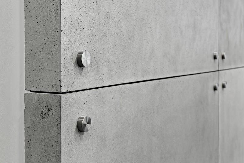 wnętrze betonowe