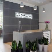 kuchnia płyta betonowa