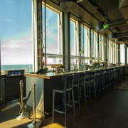beton w restauracji