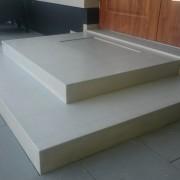 schodki z betonu architektonicznego